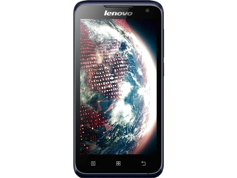 Смартфон Lenovo A526 Blue