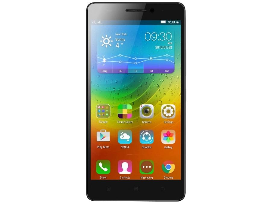Смартфон Lenovo A7000 Black