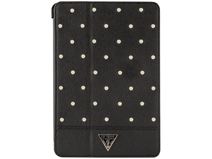 Чехол-книжка Guess для Apple iPad mini 2, кожзам / пластик, черный